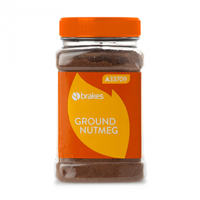 Ground Nutmeg (500g) - Brakes