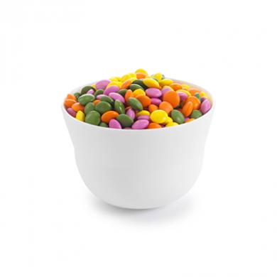 Mini Multi-Coloured Chocolate Beans (2kg) - Brakes