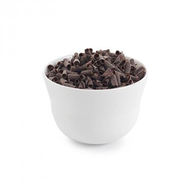 Mini Chocolate Curls (1kg) - Brakes