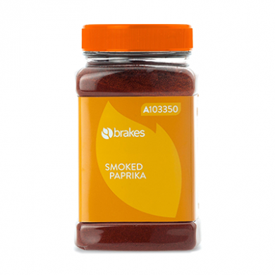 Smoked Paprika (600g) - Brakes