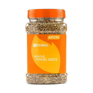 Whole Fennel Seeds (500g) - Brakes