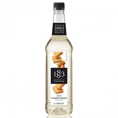 Routin 1883 Syrup - Butterscotch (1 Litre) - Plastic Bottle