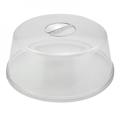 Plate / Cake Cover - Plastic (30cm/12 Inches)