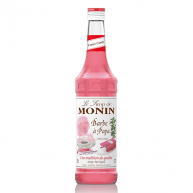 Monin Syrup - Candy Floss (70cl)