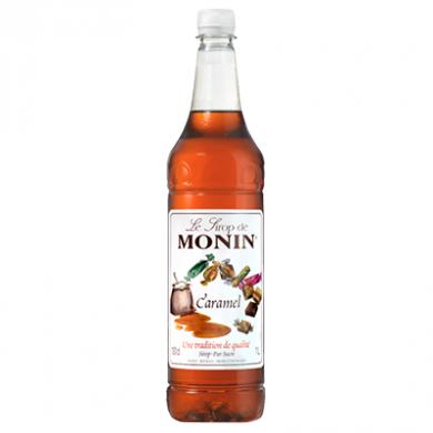 Monin Syrup Caramel 1 Litre