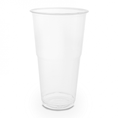 Bio Compostable CE-Marked Pint Cups (Pack of 60)