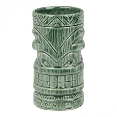 Tiki Ceramic Mug - Kon Tiki (630ml)