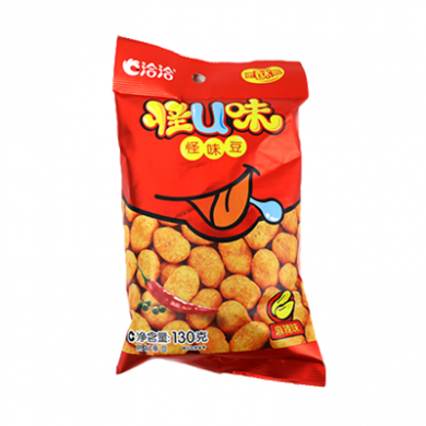 Chacheer - Broad Beans Chilli Flavour (130g)
