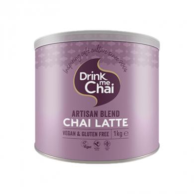 Drink Me Chai - Artisan Blend Chai Latte (1kg) - Tin