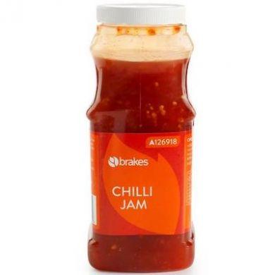 Chilli Jam (1.25kg) Brakes Brand