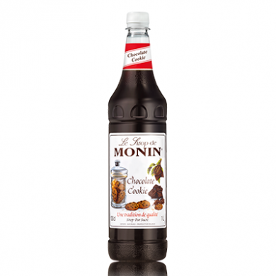 Monin Syrup - Chocolate Cookie (1 Litre)