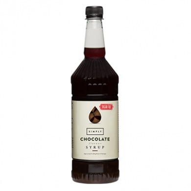 Simply Chocolate (1 Litre) - Sugar Free Syrup