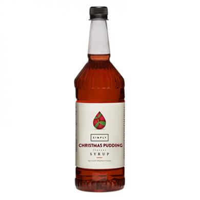 Syrup - Simply Christmas Pudding (1 Litre)