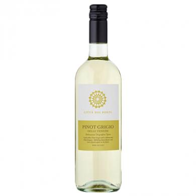 Citta Dei Ponti - Pinot Grigio (750ml) - 12% ABV