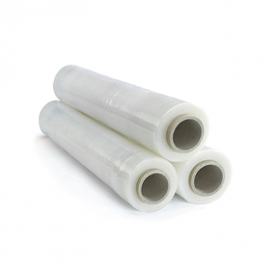 Clear Pallet Wrap - 20 micron (500mm x 300m) - Not Eco