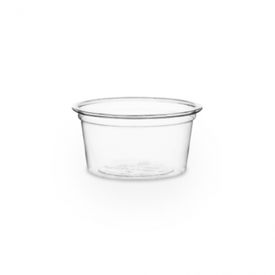 Compostable Portion Pots (45mm Rim) - 0.5oz (Pack of 100)