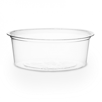 Bio Compostable Portion Pots (70mm Rim) - 2oz (Pack of 100)
