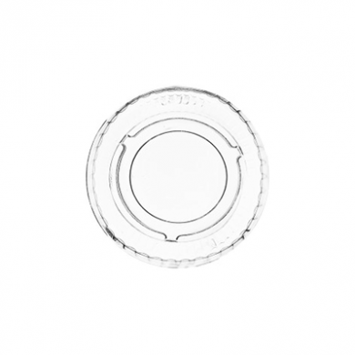 Bio Compostable Portion Pot LIDS - Fits 0.5oz/1oz (Pack of 1