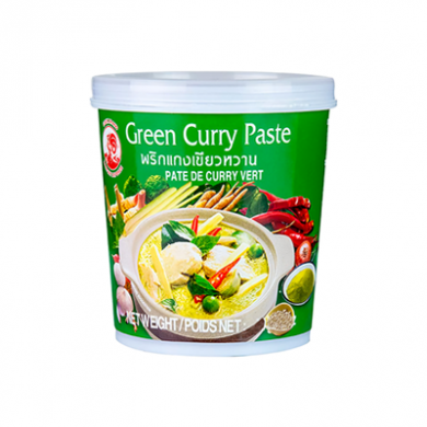 Cock Brand - Green Curry Paste (1kg)