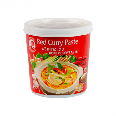 Red Curry Paste (1kg) - Cock Brand