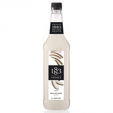 Routin 1883 Syrup - Coconut (1 Litre) - Plastic Bottle