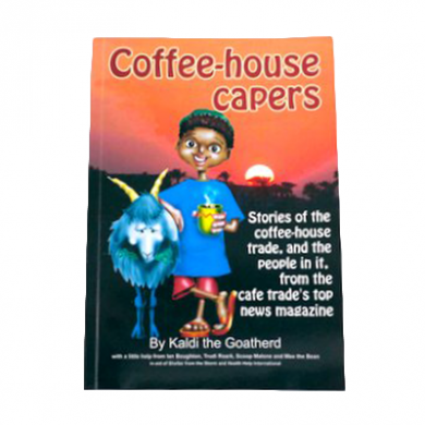Coffee-house Capers - Kaldi the Goatherd - WAS £9.99