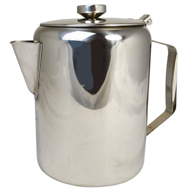 Coffee Pot - Stainless Steel (600ml)