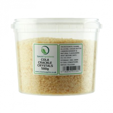 Cola Popping Candy / Crackle Crystals (500g)