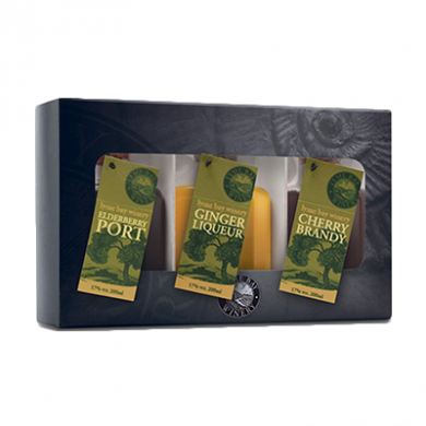 Lyme Bay - Liqueur Gift Box (3 x 200ml) 17% ABV OFFER