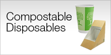 Compostable Disposables for Takeout