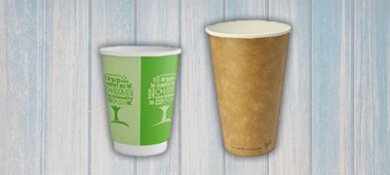 Eco Hot Drink Cups