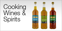 Cooking Wines & Spirits