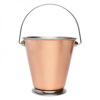 Copper Bucket (Medium)