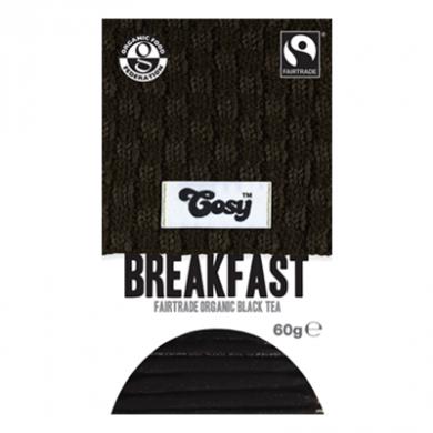 Cosy Tea - Breakfast Tea (20 bags) Organic Fairtrade