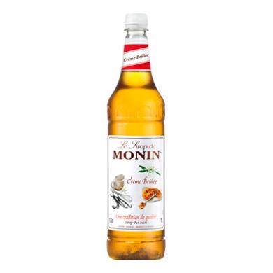Monin Syrup - Creme Brulee (1 Litre)