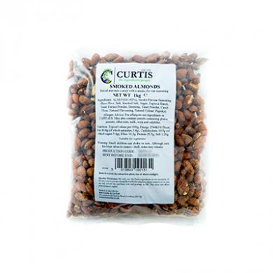 Smoked Almonds (1kg)
