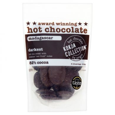 Kokoa Collection (210g) - Madagascar (82% Cocoa) Hot Choc Ta