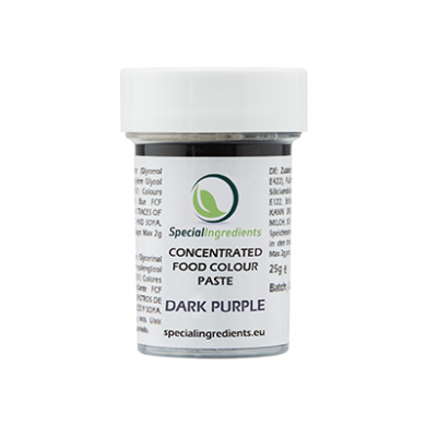 Dark Purple Concentrated Food Colour Paste (25g)