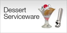 Ice Cream Dessert Bowls and Scoops
