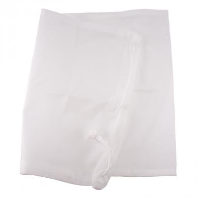 Straining Bag - White Polypropylene (30cm x 45cm)
