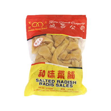 Double Rings - Salted Radish (375g)