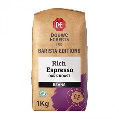 Douwe Egberts - Barista Edition Rich Espresso Dark Roast Bea