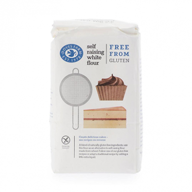 Doves Farm - Gluten-Free Self-Raising Flour (1kg)
