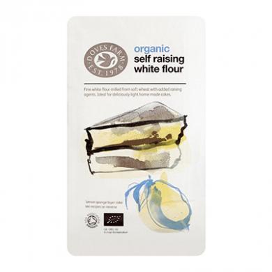 Doves Farm - Organic White Self-Raising Flour (1kg)