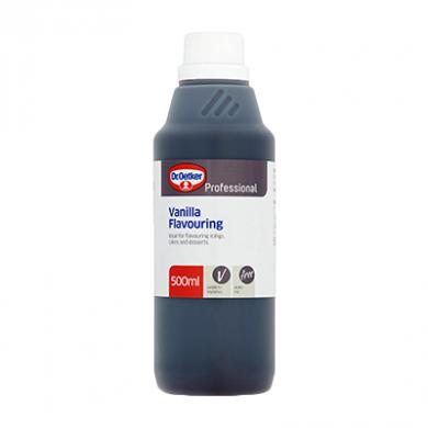 Dr. Oetker - Professional Vanilla Flavouring (500ml)