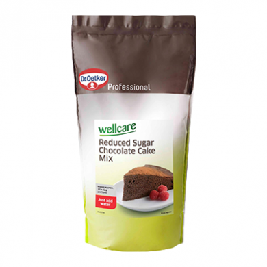 Dr. Oetker - Wellcare Reduced Sugar Chocolate Cake Mix (1kg)