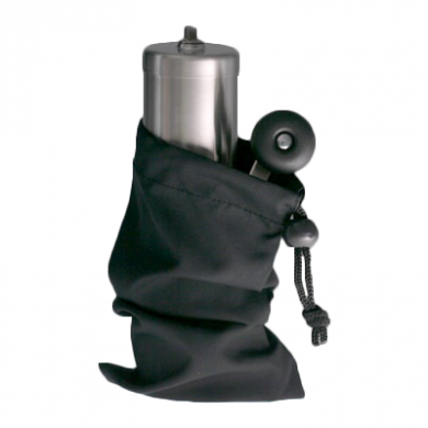 Drawstring Bag for Rhinowares or Porlex Grinders