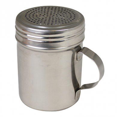 Dredge Coco Shaker (Stainless Steel)