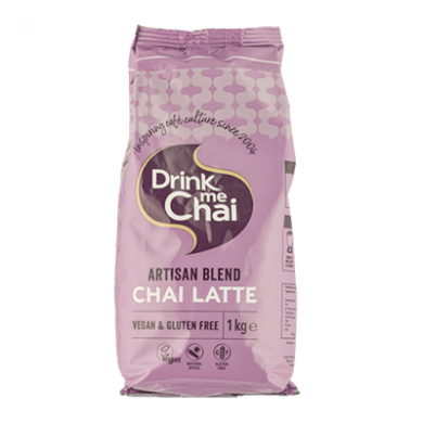 Drink Me Chai - Artisan Chai Latte (Large 1kg) - Bag