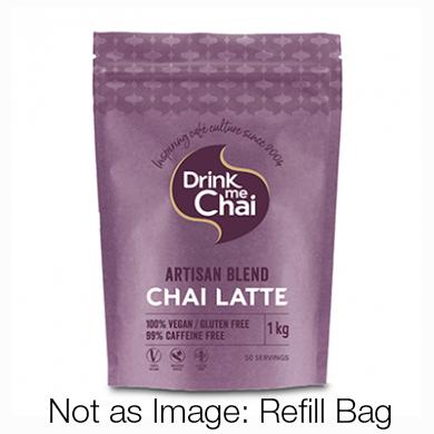 Drink Me Chai - Artisan Chai Latte (Large 1kg) - Refill Bag